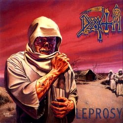 Death Leprosy CD cover