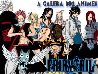 Fairy Tail mangá Leitura Online todos os Capítulos português