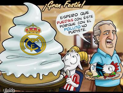 Chivas vs Real Madrid hoy