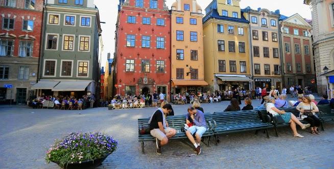 Stockholm Kriminalitas Di Dunia