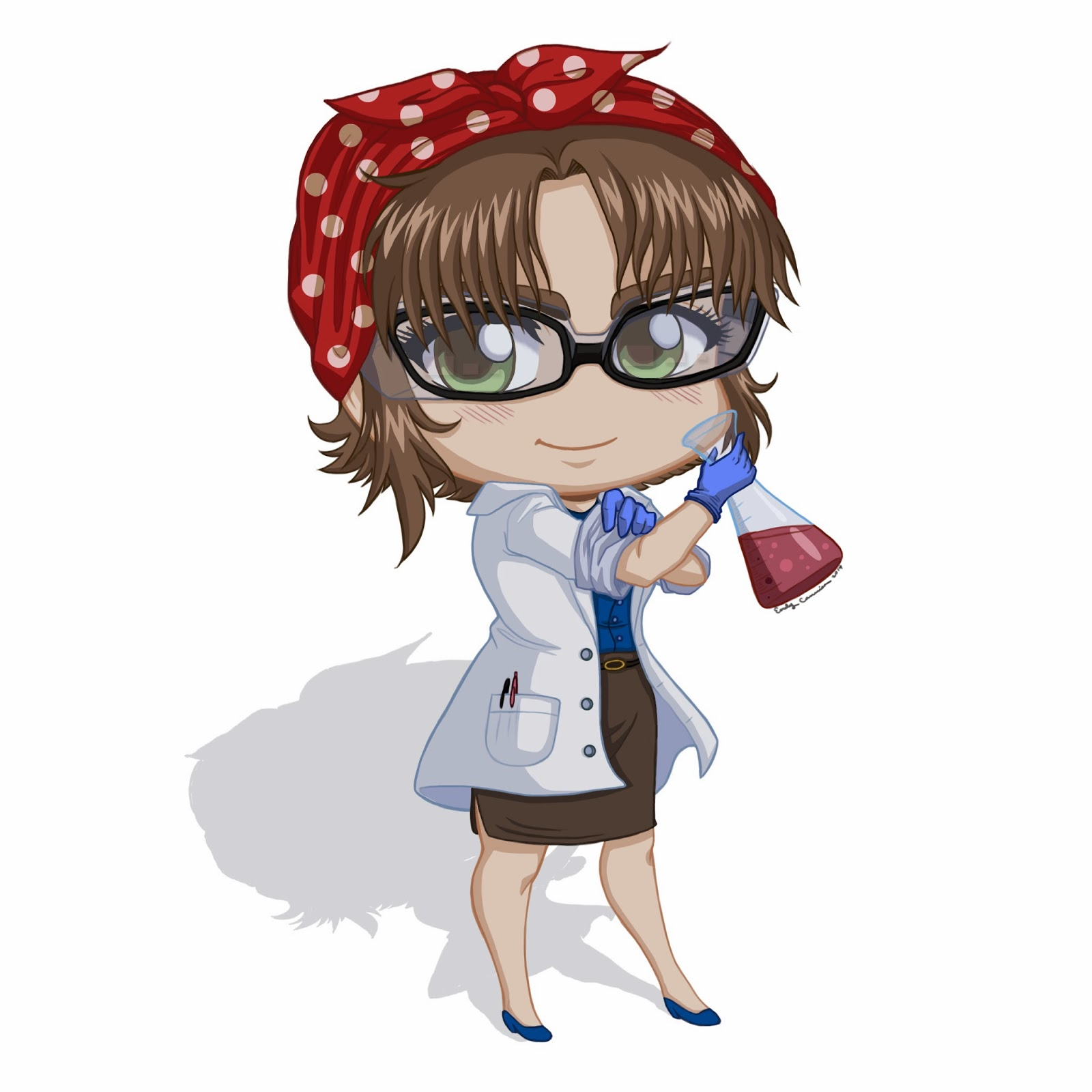 Scientist Riveter