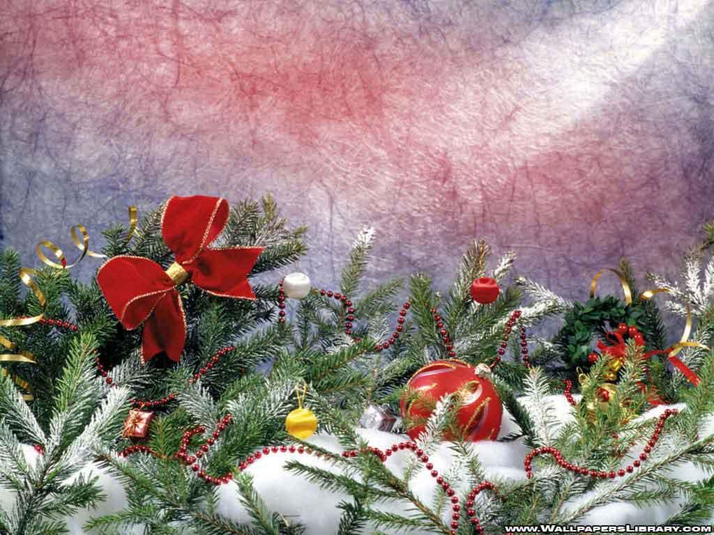 christmas snowfall wallpapers