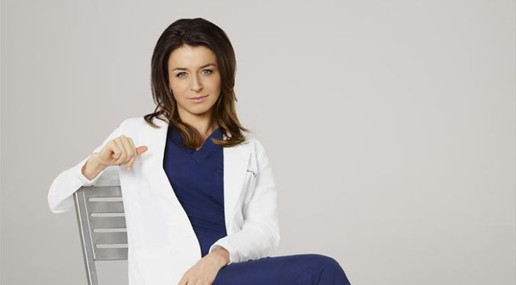 Grey S Anatomy Season 11 Cast Photos Of Caterina
