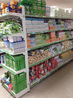 cung cấp giá kệ bán hàng siêu thị