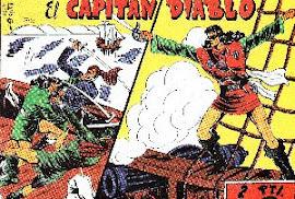 EL CAPITÁN DIABLO / EL CAPITÁN INFIERNO. Pablo y Luis Gago
