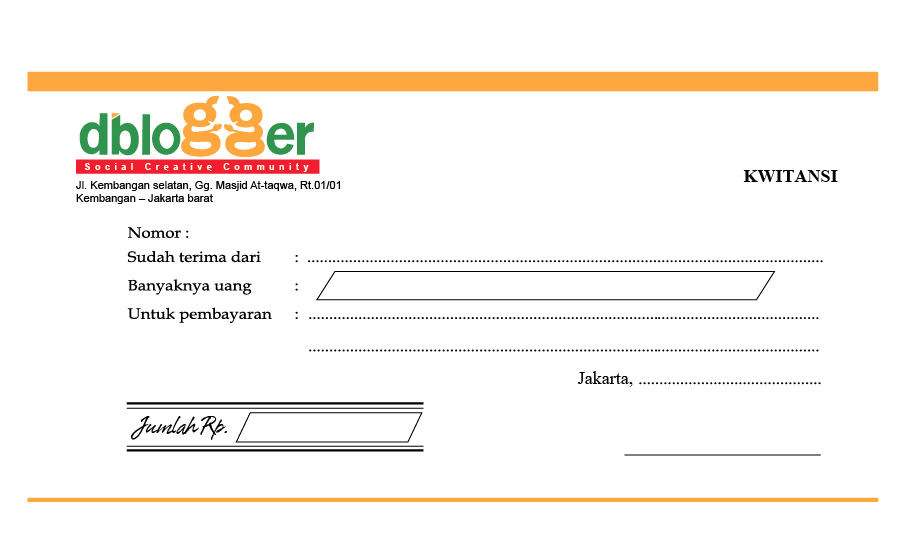 Logo Keren 3d Kosong - Clipart & Vector Design
