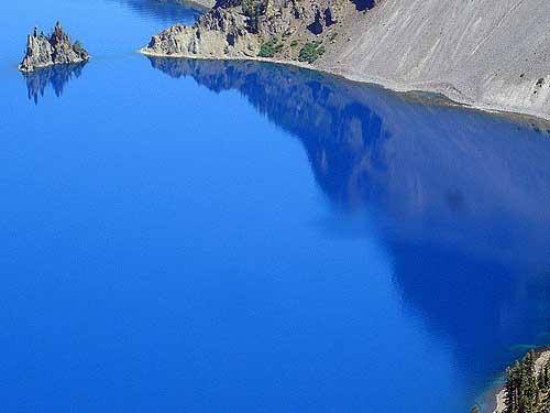 Deepest Lakes In The World O'Higgins / San Martín Lake