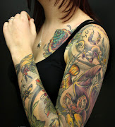 Blog Sembarangan Ngene: Sleeve Tattoo