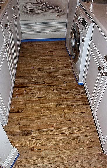 Dustless Hardwood Floor Sanding NY