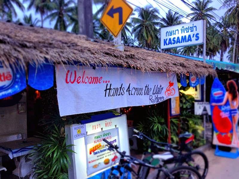 Kasama's Pizza Ban Krut