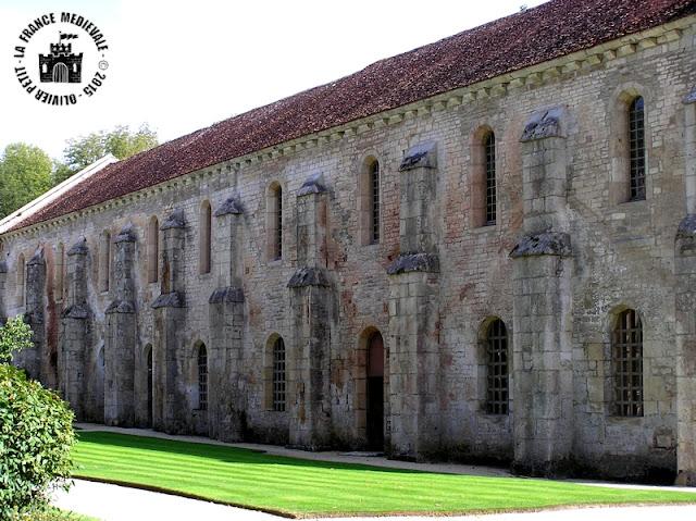 MONTBARD (21) - Abbaye de Fontenay : la forge