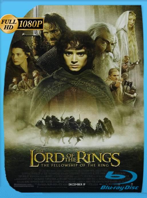 El Señor de los Anillos La Comunidad del Anillo Extended (2001) BRRip [1080p] [Latino] [GoogleDrive] [RangerRojo]
