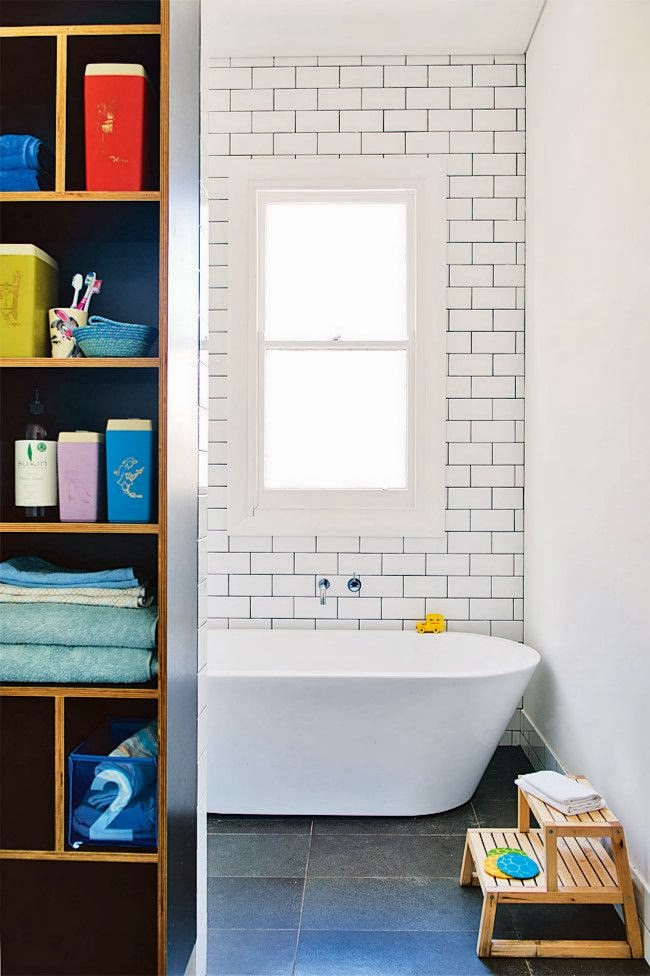 how to get bathroom grout white again