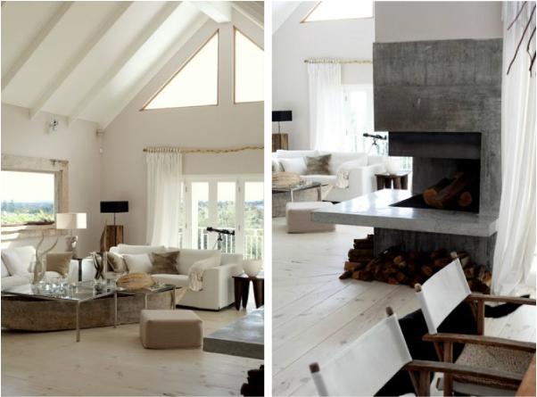 Dettagli ispirati alla natura per la casa al mare blog di arredamento e interni dettagli - Pavimenti per casa al mare ...