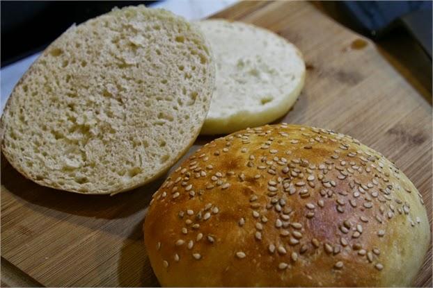 Hamburger Brötchen - Buns