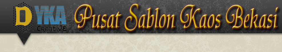 Sablon kaos Murah | sablon manual - kaos distro | sablon bekasi