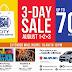 SM City – General Santos 3-Day Sale!