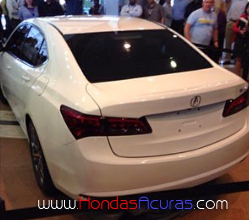 TLX in the wild... and new pics - Page 19 - AcuraZine - Acura Enthusiast Community