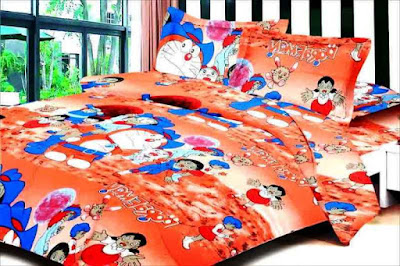 Ide Desain Kamar Tidur Anak Doraemon