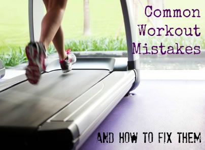 10 Common Mistakes That Can Sabotage Your Workout