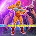 He-Man pelos Poderes de Grayskul