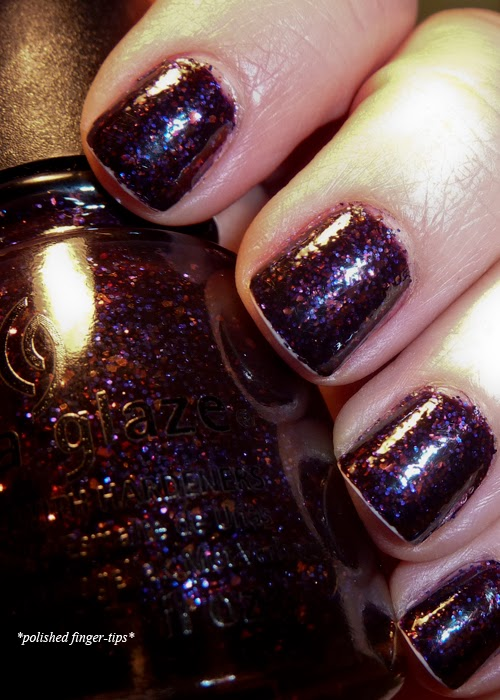 China Glaze Howl You Doin - Artificial Light