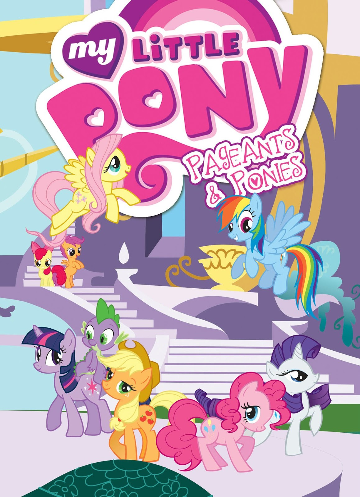 My Little Pony Pageants Amp Ponies Cover Released Mlp Merch