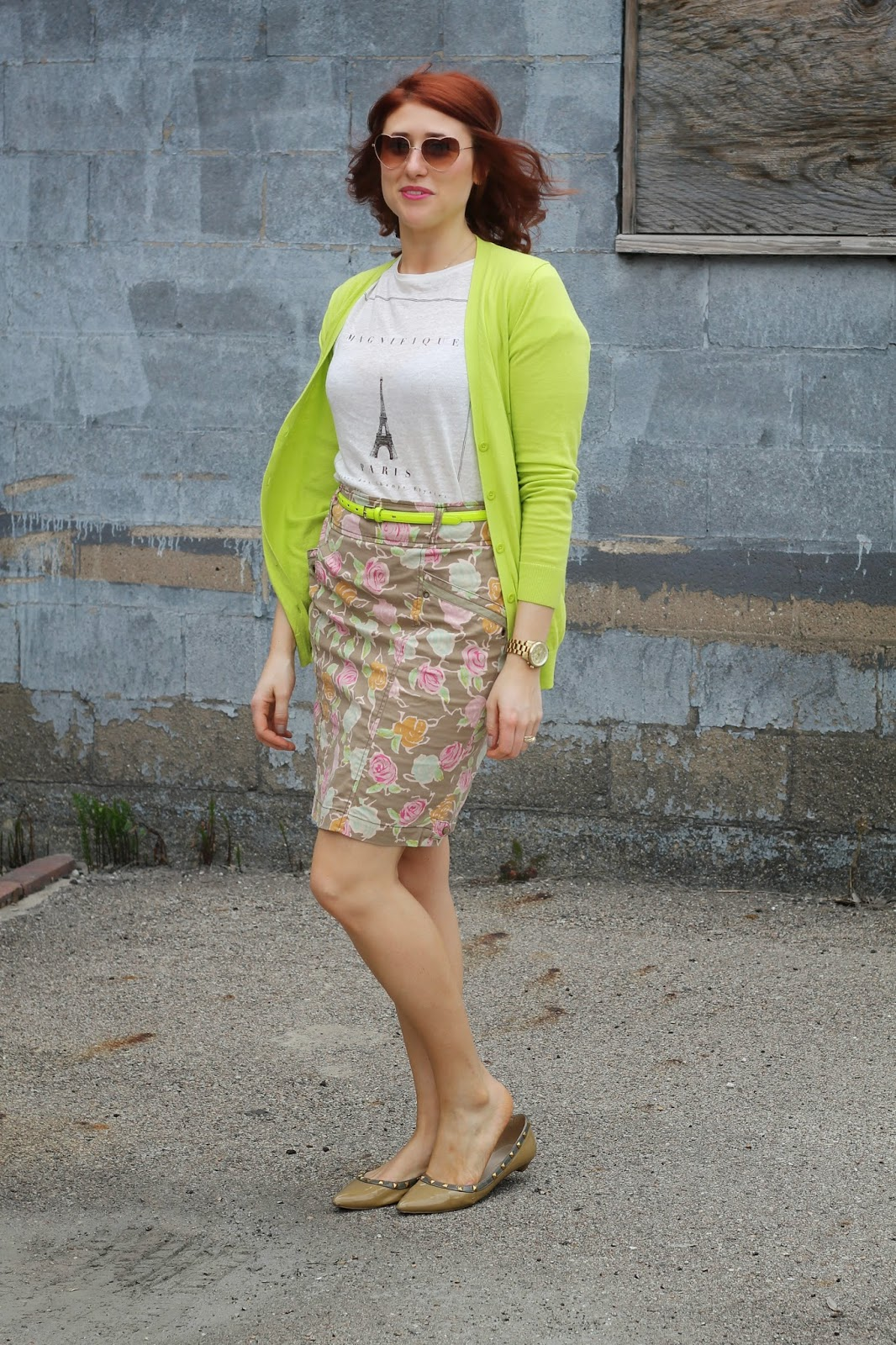 floral, skirt, anthropologie