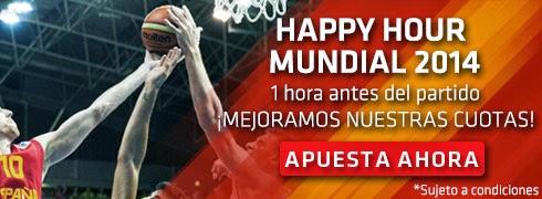 Eurojuego cuotas mejoradas clientes mundobasket 2014