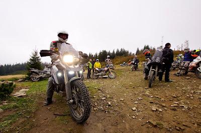 Touratech i The Art of Ride w Szczyrku. fot. Łukasz Cyrus, Ruda Śląska