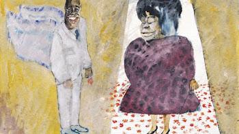 ACUARELAS. Una de las obras de Hermenegildo Sábat expuestas por Mara - La Ruche