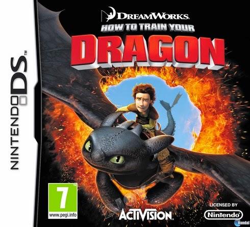 Como Entrenar a Tu Dragon (Nintendo DS) (Español)