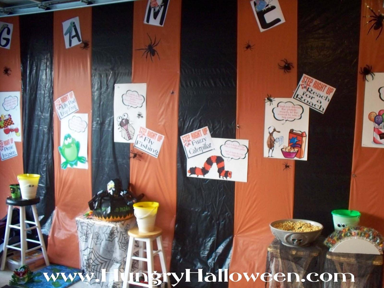 creepy crawler carnival games part 1