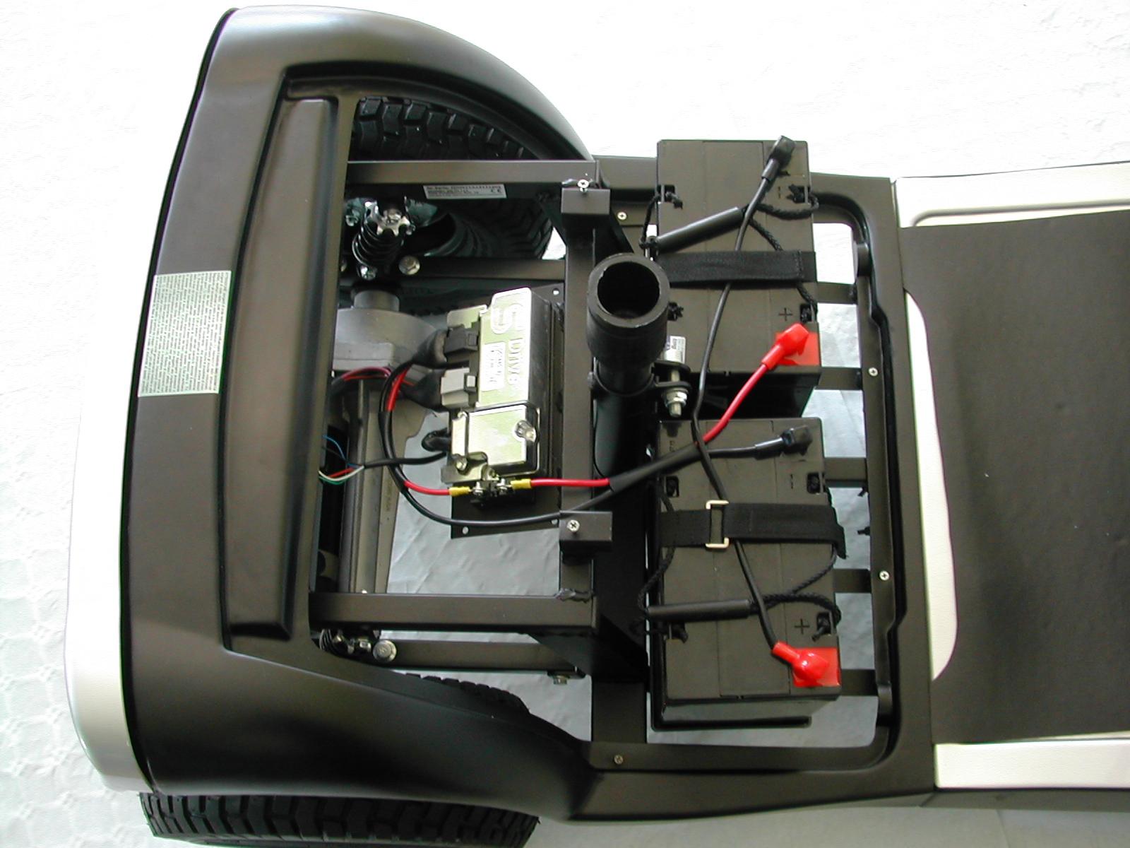 Le batterie degli scooter elettrici G moving