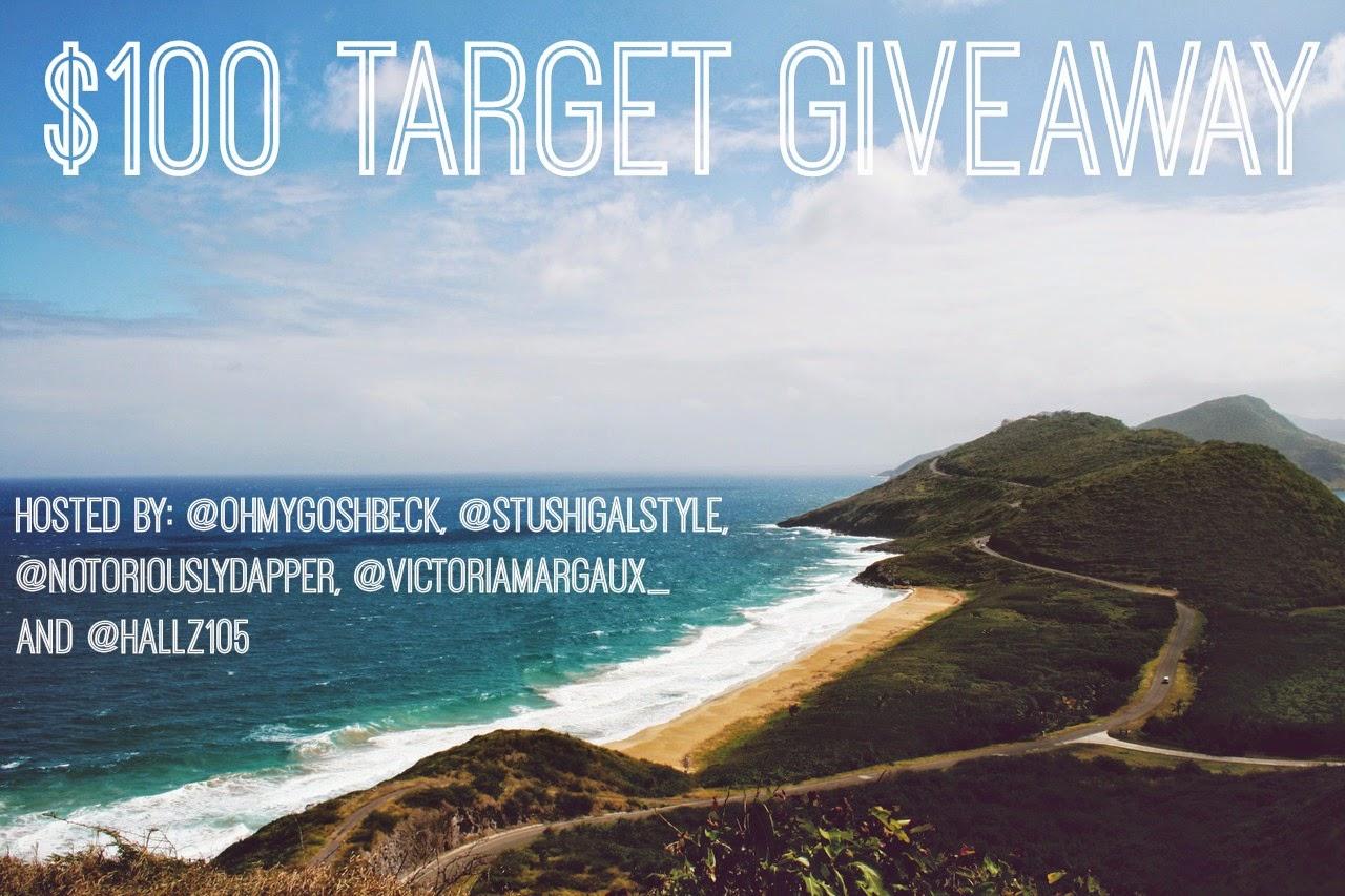 $100 Target GC Giveaway