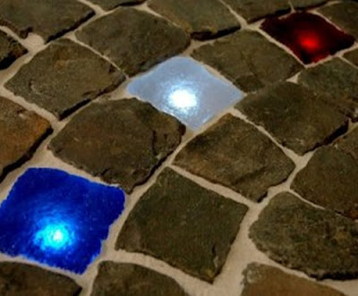 Stones Outdoor Lights