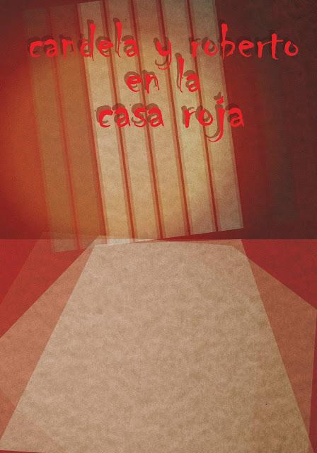 ilustración editorial en Sevilla-la casa roja