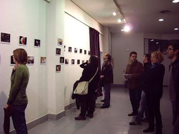 Mucha gente quiere ver la expo.