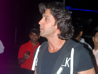 Hrithik and Priyanka back from krrish 3 movie shooting