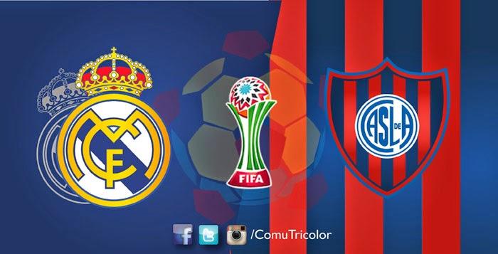 البث المباشر: ريال مدريد يواجه  سان لورينزو - كأس العالم للأندية المغرب Real Madrid vs San Lorenzo