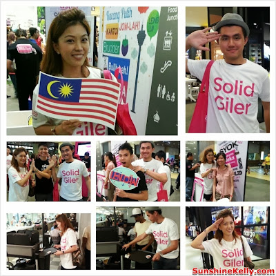 merdeka 2013, Astro, Your Malaysian is Showing, Go Beyond, Positive Engine, Event, Mid Valley megamall, proud to be malaysian