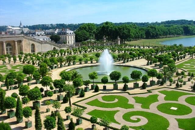 Pal cio e jardins de versalhes fran a dicas da europa for Paysagiste versailles