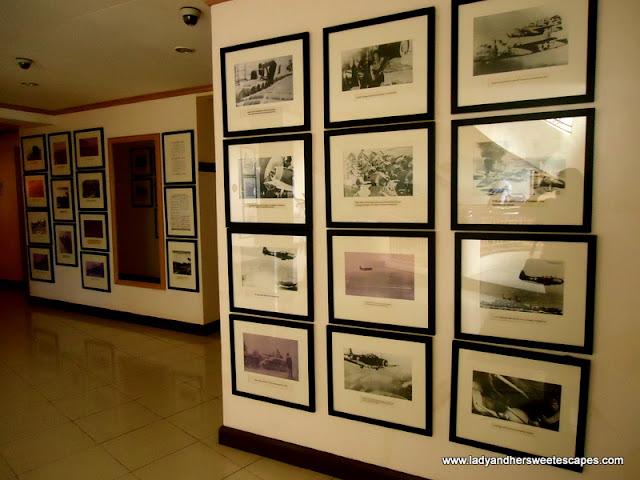 memorabilia's at Hotel Alejandro Tacloban