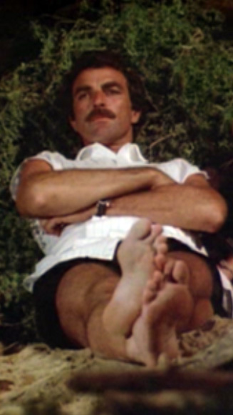 With Tom selleck homosexual for that
