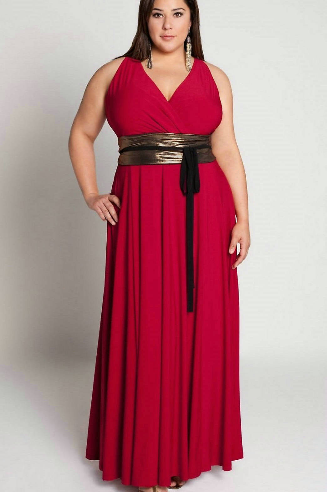 Plus size formal wear prom dresses gowns 1 jpg
