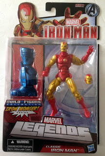 Hasbro Marvel Legends Iron Man - Classic Iron Man in Package - front