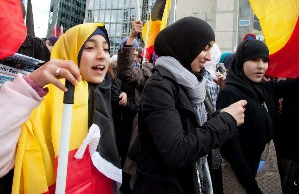 Eksistensi Umat Islam di Brussel, Belgia
