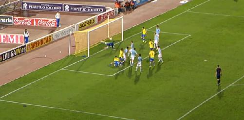 2-0 Gol de cabeza de Marcelo Silva