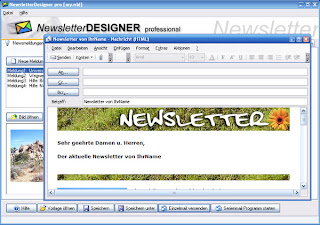 NewsletterDesigner Pro 11.1.6 Full Version