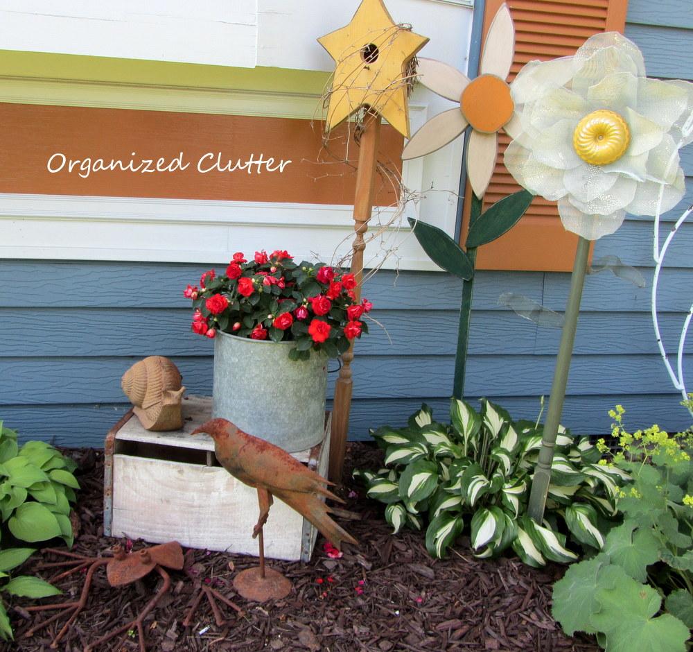 Organized Clutter Horticulture And Garden Junk